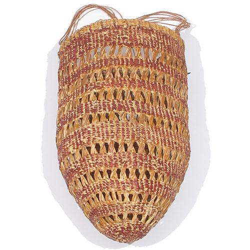 aboriginal woven basket for sale