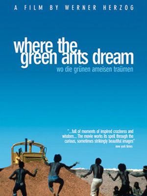wherethegreenantsDream